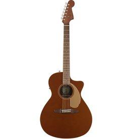 Fender - Newporter Player Acoustic, Rustic Copper