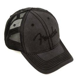 Fender - Blackout Trucker Hat