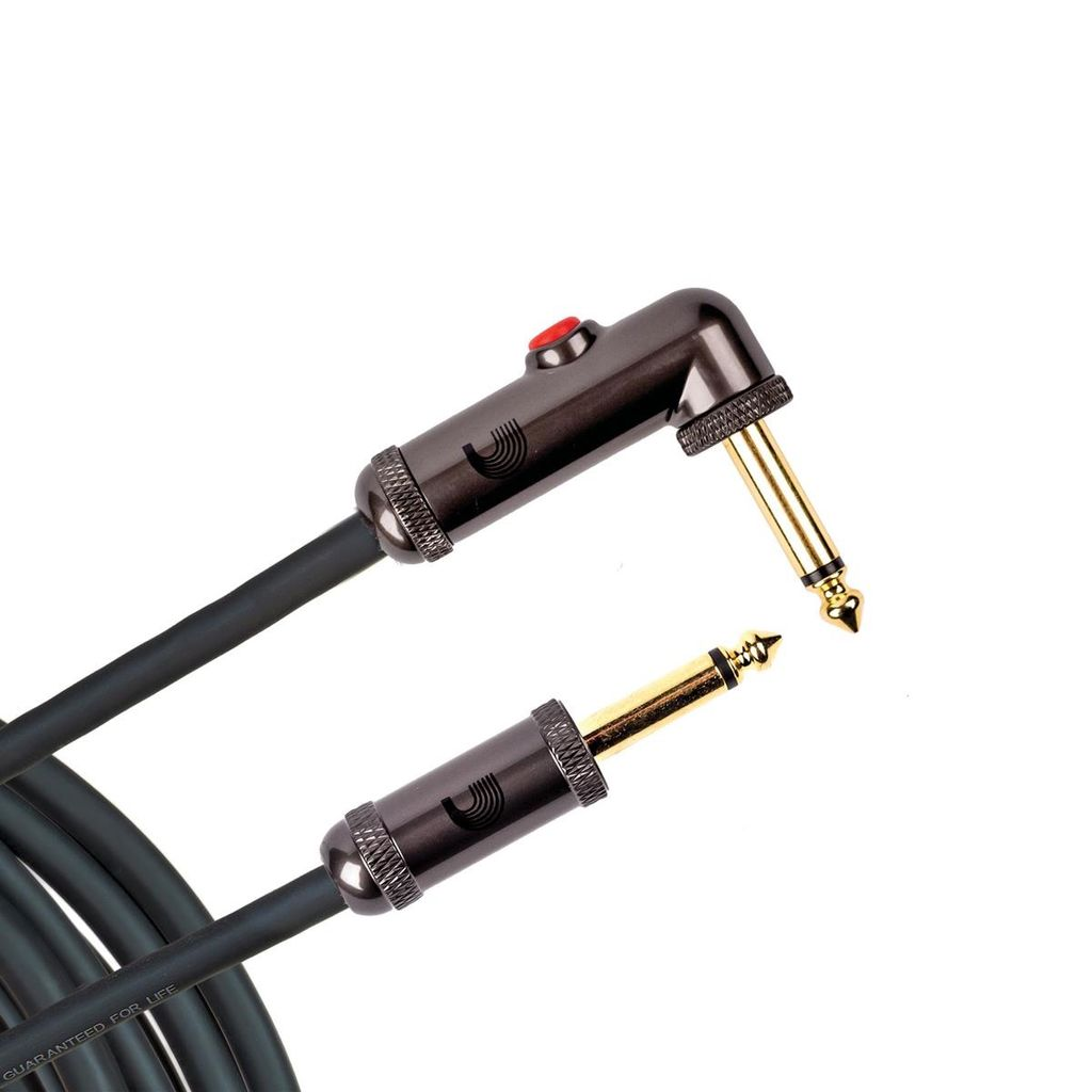 Planet Waves - 20' Circuit Breaker Series Instrument Cable w/RA (Latching Cut-Off)