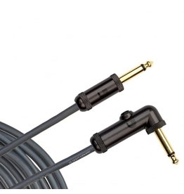 Planet Waves - 20' Circuit Breaker Series Instrument Cable w/Right Angle