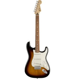 Fender - Standard Stratocaster, Brown Sunburst