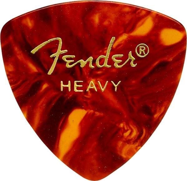 Fender - 346 Celluloid, Shell, Heavy, 12 Pack