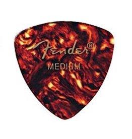 Fender - 346 Celluloid, Shell, Medium, 12 Pack