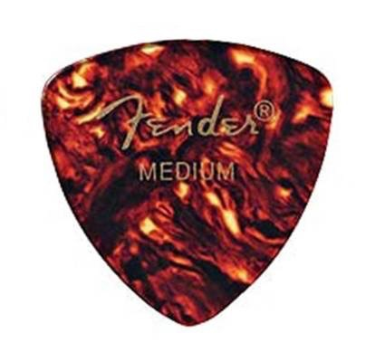 Fender - 346 Celluloid, Shell, Medium, 12 Pack