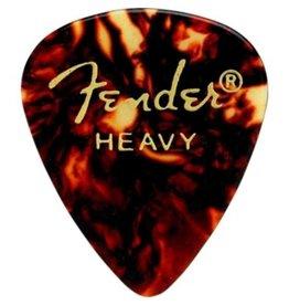 Fender - 351 Celluloid, Shell, Heavy, 12 Pack