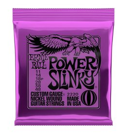 Ernie Ball - Nickel Wound Electric 11-48 Power Slinky
