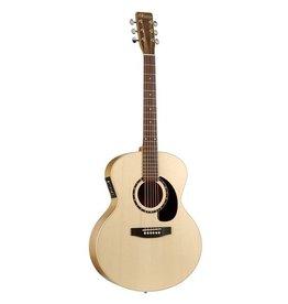 Norman - Encore B20 Mini Jumbo Acoustic/Electric, Natural