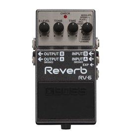 Boss - RV6 Digital Reverb Pedal