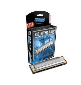 Hohner - 590BX-E Big River Harp, E
