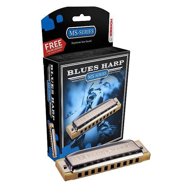Hohner - 532BX-A Blues Harp, A