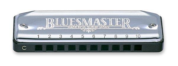 Suzuki - SU-MR250 Blues Master Harmonica, A