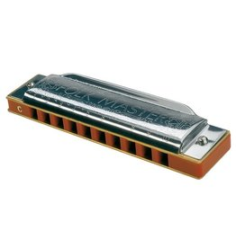 Suzuki - SU-FM1072 Folk Master Harmonica, D