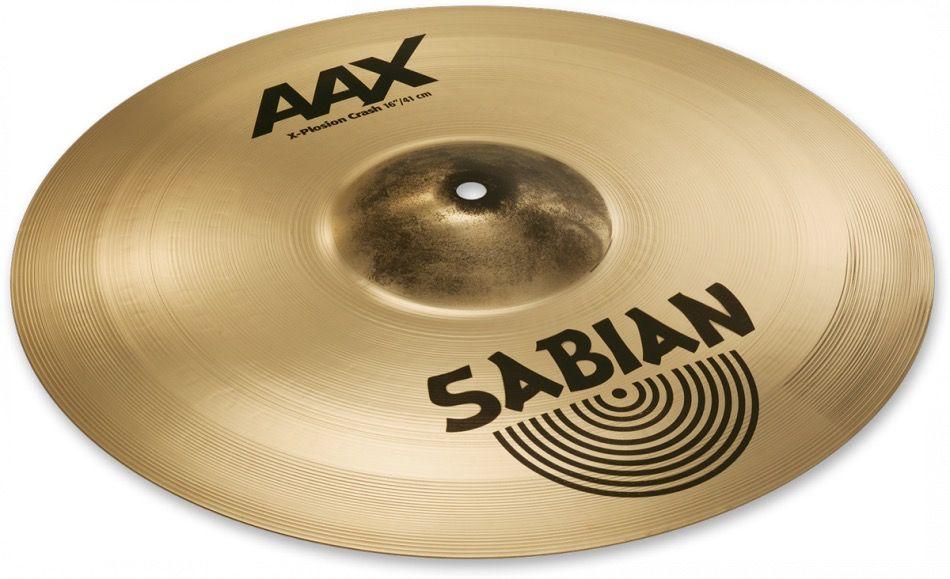 """Sabian - 16"""" AA X-plosion Crash"""