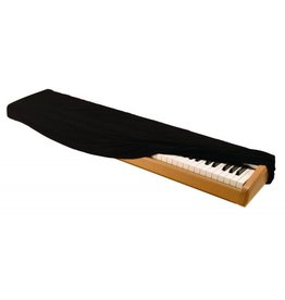 On-Stage - 61/76 Key Keyboard Dust Cover, Black