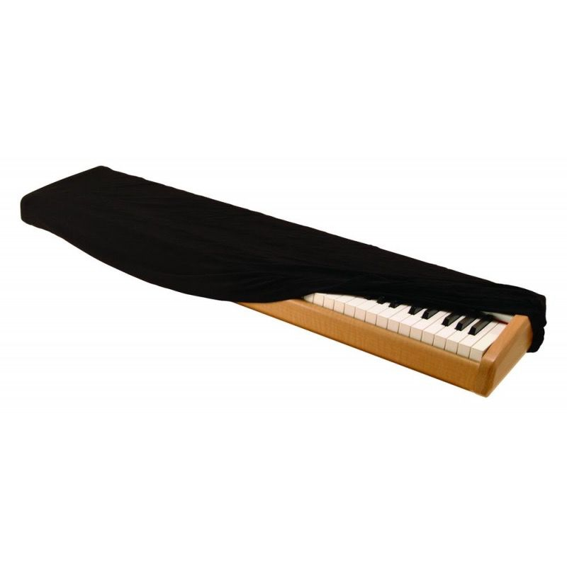 On-Stage - 88 Key Keyboard Dust Cover, Black