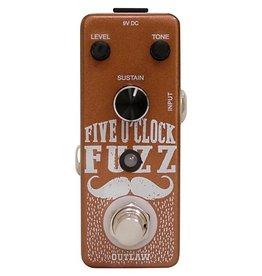 Outlaw - 5 O'Clock Fuzz Pedal
