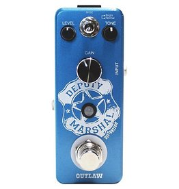 Outlaw - Deputy Marshall Plexi Overdrive Pedal