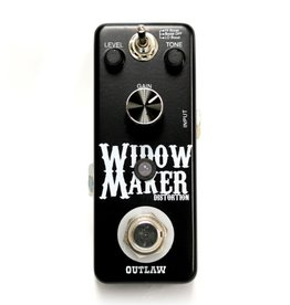 Outlaw - Widow Maker Metal Distortion Pedal