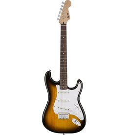 Squier - Bullet HT Stratocaster, Brown Sunburst