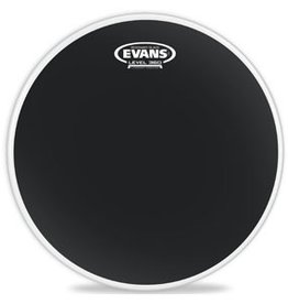Evans - Resonant Black Tom, 10""