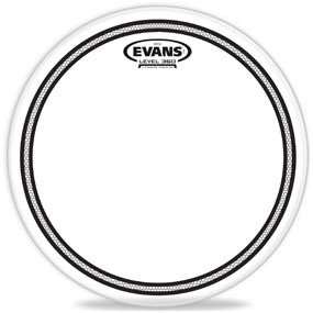 Evans - EC2S Clear Tom Batter, 16""