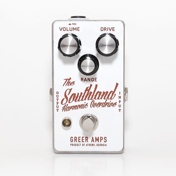 Greer Amps - Southland Harmonic Overdrive