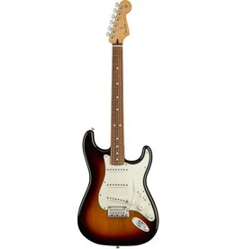 Fender - Player Stratocaster, Pau Ferro, 3-Color Sunburst
