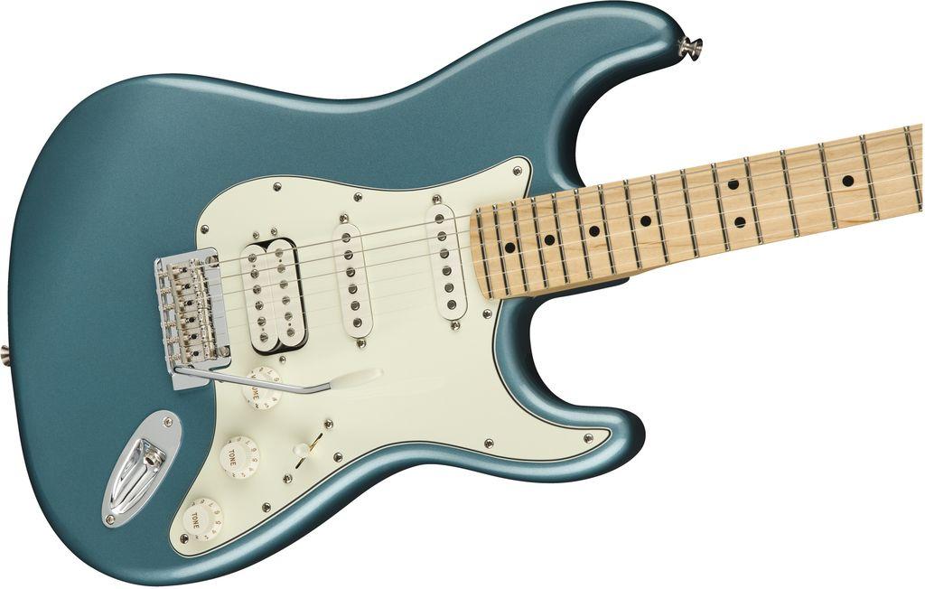 Fender - Player Stratocaster HSS, Maple Fingerboard, Tidepool