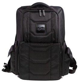 Gruv Gear - Club Bag, Stealth Elite, Triple Black w/ Leather