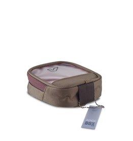 Gruv Gear - Bento Box, Half/Small, Elite Pewter/Crimson