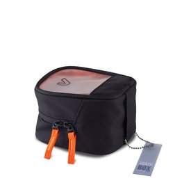 Gruv Gear - Bento Box, Half/Tall, Classic Black/Orange