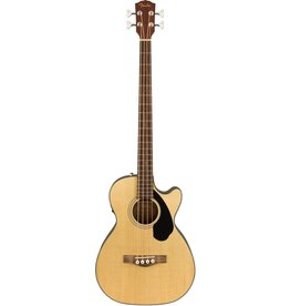Fender - CB60SCE Acoustic Bass, Cutaway Natural