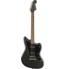 Squier - Contemporary Active Jazzmaster HH ST, Laurel Fingerboard, Graphite Metallic