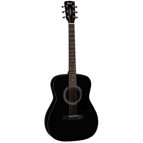 Cort - AF510-BKS Concert Folk Acoustic, Black