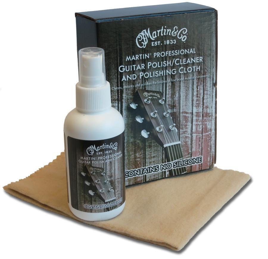Martin - Polish Cleaner Kit w/Cloth