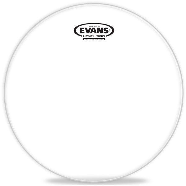 """Evans - Hazy 500 Snare Side, 13"""""""