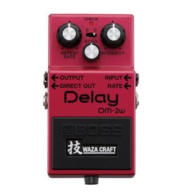 Boss - DM-2W Waza Craft Analog Delay Pedal