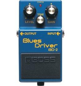 Boss - BD-2 Overdrive Pedal