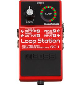 Boss - RC-1 Loopstation Pedal