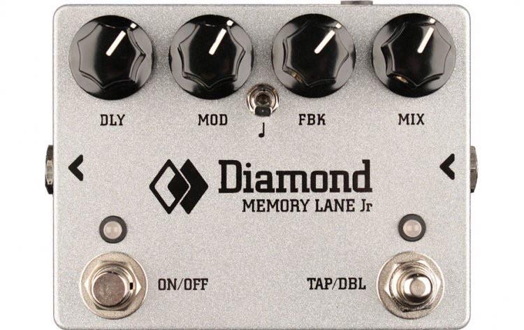 Diamond Pedals - Memory Lane Jr Delay w/Tap Tempo