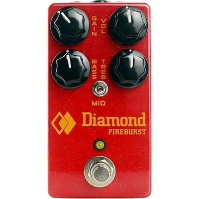 Diamond Pedals - Fireburst Distortion
