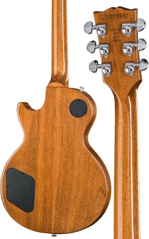 Gibson - 2018 Les Paul Standard, Mojave Burst, w/Hardcase