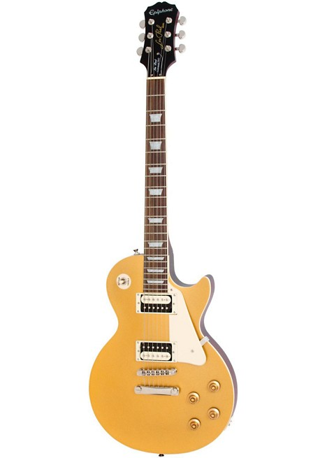 Epiphone - Les Paul Traditional Pro, Metallic Gold