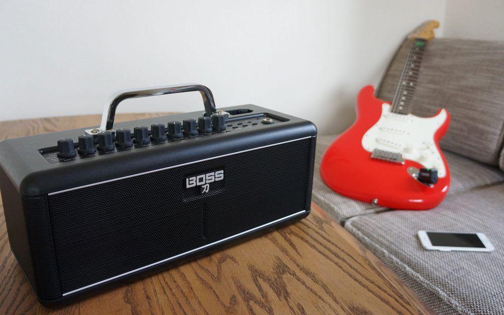 Boss - Katana Air 20/30-Watt Wireless Guitar Amp