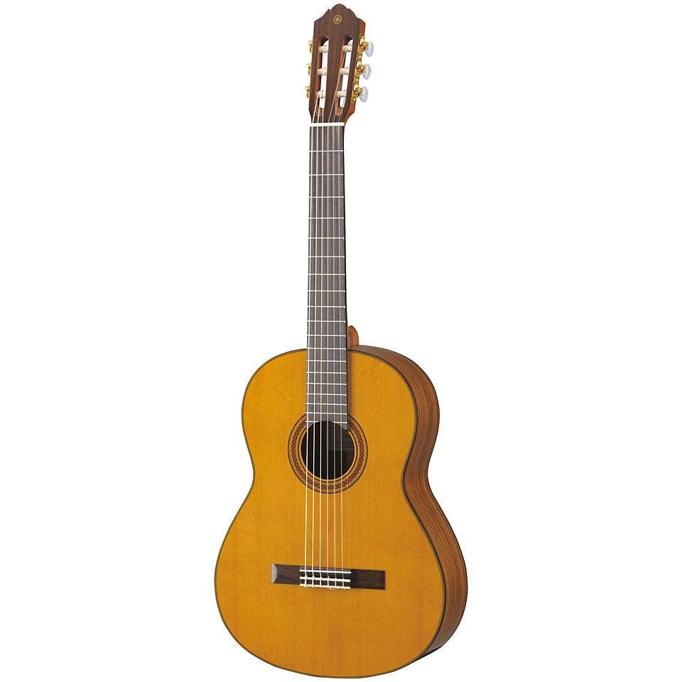 Yamaha - CG162C Classical Guitar, w/Solid Cedar Top