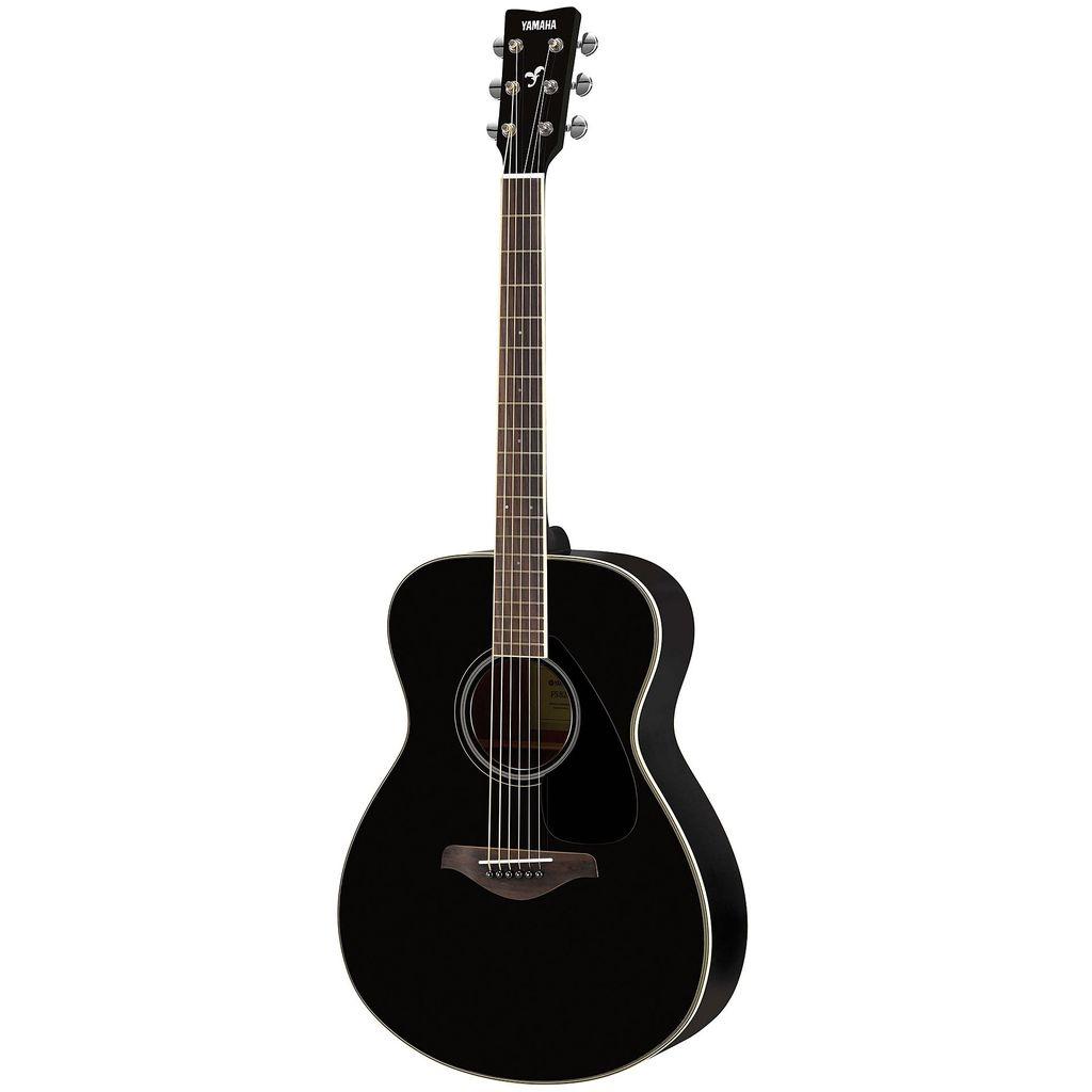 Yamaha - FS820 Acoustic, Black
