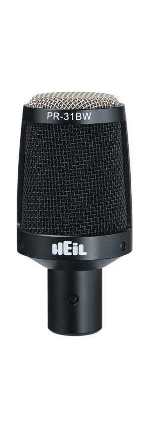 heil - PR31 Short, Large Diaphragm Microphone