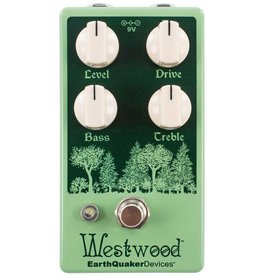 EarthQuaker Devices - Westwood Overdrive Pedal