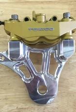 MJK Original Parts Universal Radial Rear Brake **Bracket Only**, Single Caliper (APPROX.$220 USD)