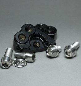 MJK Original Parts DYNA Adjustable Shock Lifting Block (Approx $150 USD)